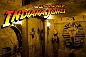 The last adventure of Indiana Jones - Escape Room Bucuresti